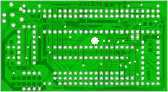 zx1541 zx81 8bit projects for everyone  zx1541 disk interface board